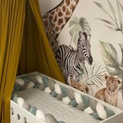 Προστατευτική πάντα πλεξούδα Safari Collection I