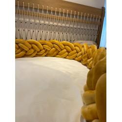 Exclusive Twin Knitting Senape