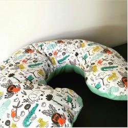 Breastfeeding pillow Jungle