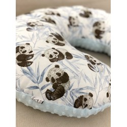 Blue Panta Breastfeeding Pillow