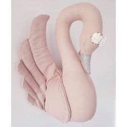 Pounder Linen Swan