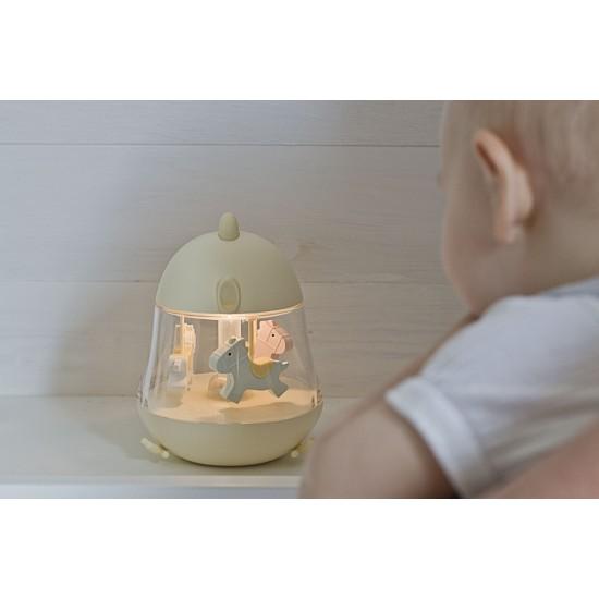 Carousel  Chicken light