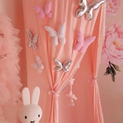 Bed Canopy Pink