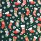 Χριστουγεννιάτικη Μπότα Με κεντημένο όνομα
