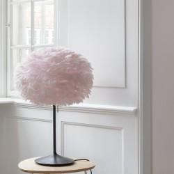 Ροζ Φωτιστικό  Πούπουλο  Χήνας Mini Φ35