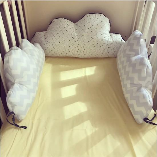 Mix n match Cloud Bed Bumper