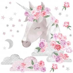 Lovely Unicorn Sticker