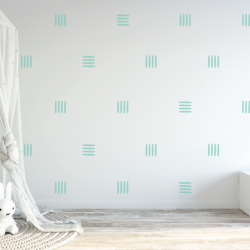 Lines Wall Stickers